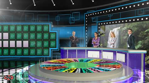 Stage Curtain Rental The Wheel Of Fortune Rtl Croatia 2015 Temma X Tv