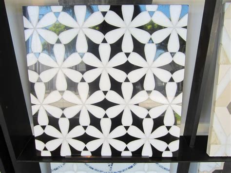 flower pattern mosaic tile pin by cococozy on tile pinterest