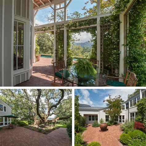 gated moraga estate has separate guest house lamorinda 4 ridge lane a magical place to raise your family in the