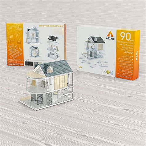architectural model kits architectural model making kit 90sqm by arckit