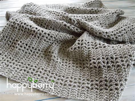 printable crochet instructions uk crochet baby afghan free crochet pattern video tutorial