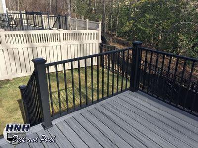 decking brands gallery hnh deck  porch llc