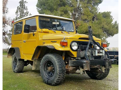 Used Toyota Land Cruiser For Sale By Owner 1978 Toyota Land Cruiser Classic Car By Owner In Allen