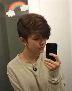 butch pixie haircut best 25 lesbian hair ideas on pinterest