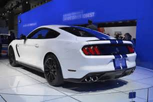 Ford Mustang Shelby 2016 2016 Ford Mustang Shelby Gt350