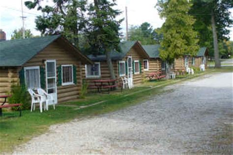 Tawas Cabins by East Tawas Michigan Vacation Lake Cottages Cabins And
