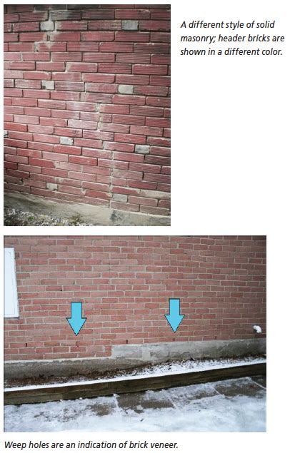 Home Design 3d Change Wall Height by Brick Veneer Vs Solid Masonry The Ashi Reporter