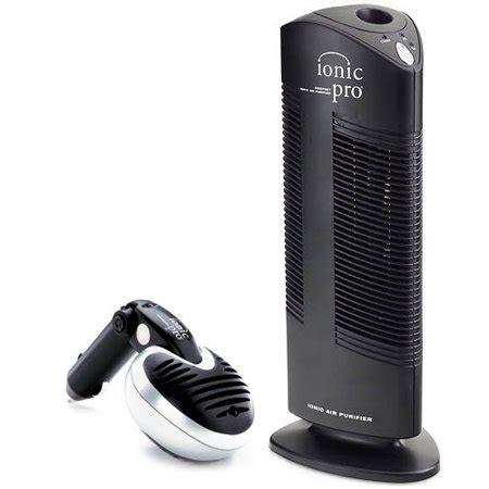 ionic pro combo air purifier  bonus car air purifier