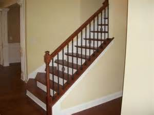 Spindle Staircase Ideas Wrought Iron Spindles Iron Spindles And Stair On