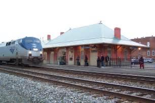 Amtrak Station File Amtrak Station In Culpeper Va Jpg Wikimedia Commons