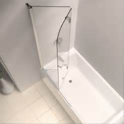 bathtub shower doors frameless the best durable bathtub frameless glass doors de lune