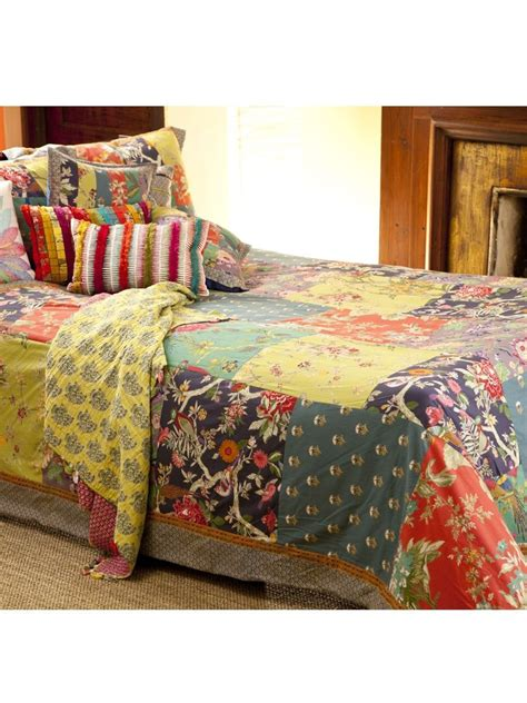 Patchwork Duvet Cover - quot sorrento quot patchwork duvet cover gathering home
