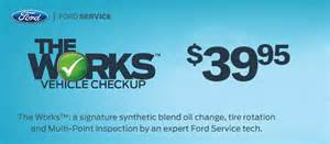 The Works Ford The Ford Works Package Koons Ford Lincoln Of Annapolis