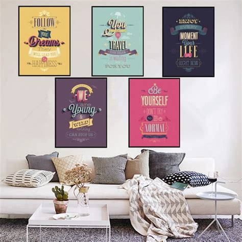 Posters For Living Room - living room wall decor 10 vintage lifestyle posters