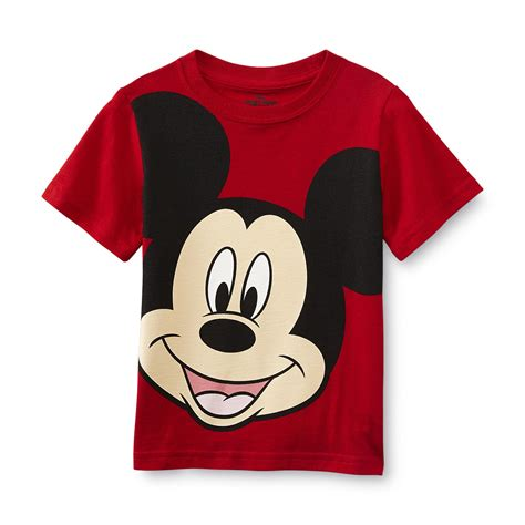 toddler boy shirt disney mickey mouse infant toddler boy s graphic t shirt