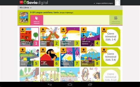 libro savia msica 6 educacin smsavia android apps on google play
