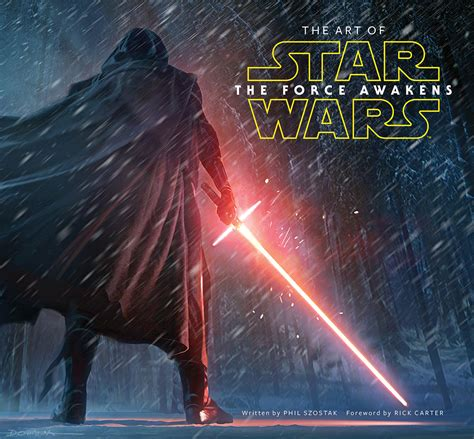 libro star wars the force star wars the force awakens official art book coming in december tech times
