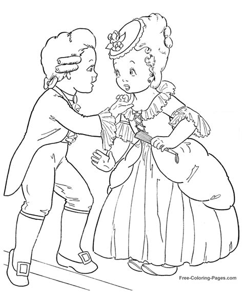 Printable Princess Coloring Pictures 27 Printable Princess Pictures