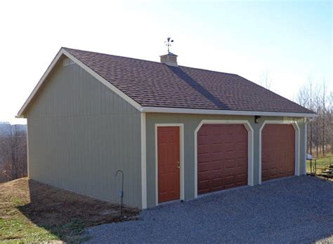 garage storage sheds alpine structures  amish country