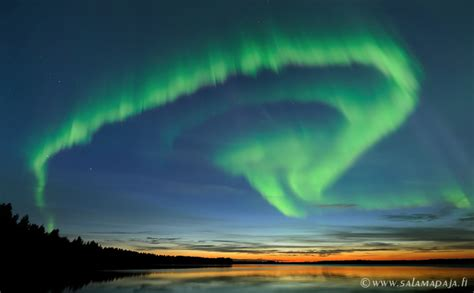 Facts About The Northern Lights by Ten Amazing Facts About Northern Lights In Finland 187 Blue