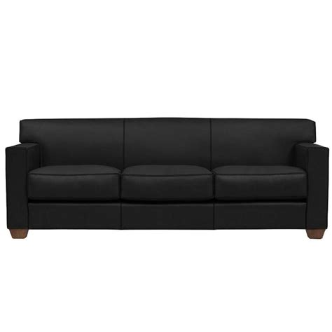 jean michel frank sofa jean michel frank and herm 232 s a black leather sofa 21st