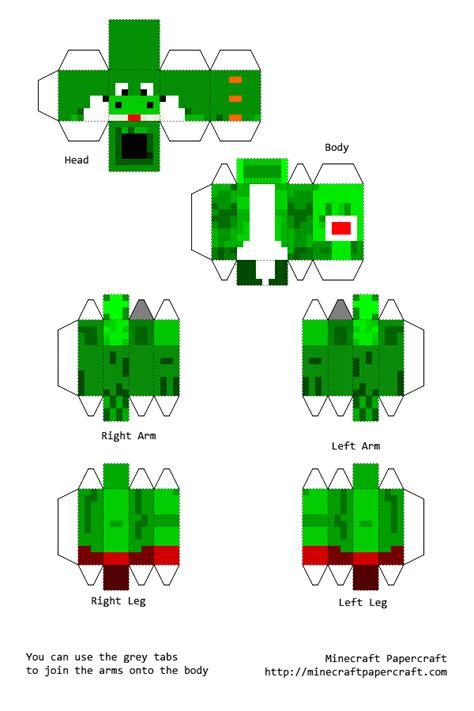 Yoshi Papercraft - papercraft yoshi