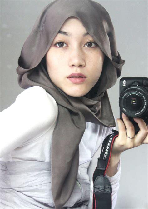 Macam Model Jilbab Tutorial Ala Hana Tajima Fashion Style