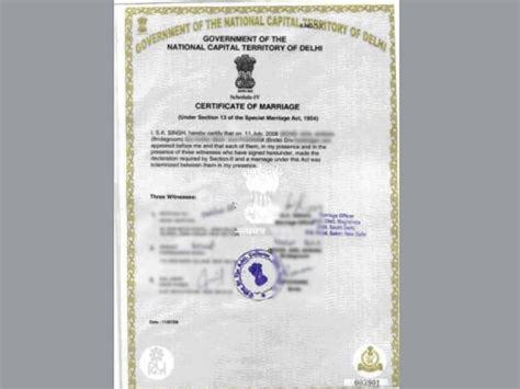section 13a of hindu marriage act how to apply for marriage certificate your complete guide