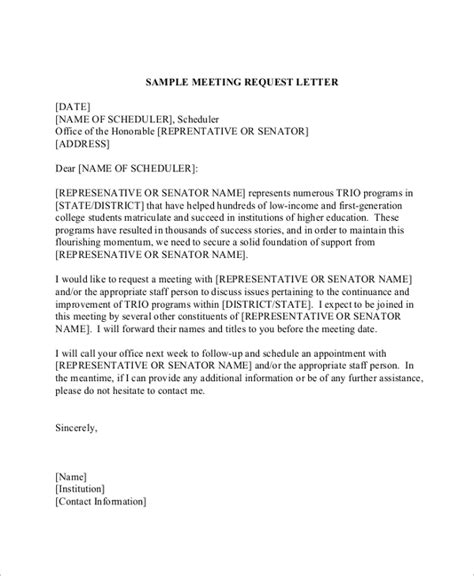 sample formal request letter templates