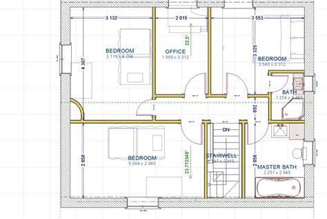 home design 3d 2 etage plan maison 4 pans etage