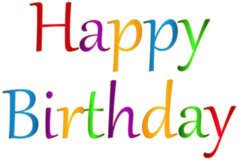 happy birthday font design png happy birthday icon png web icons png