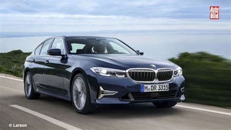 Bmw 3 Series 2019 Hp 2019 bmw g20 3 series 规格曝光 最大马力360 hp automachi