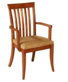wood dining chairs with arms