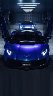 Iphone Lamborghini Wallpaper Blue Lamborghini Theme Iphone 6 Wallpaper Hd Iphone 6