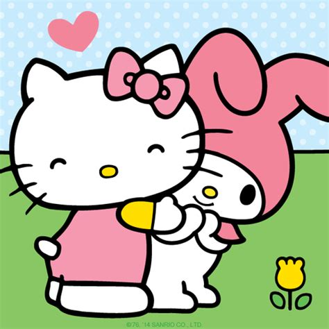 imagenes de hello kitty y melody hello kitty images hello kitty and friends wallpaper and