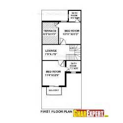 50 sq yard home design house plan for 20 feet by 50 feet plot gharexpert com