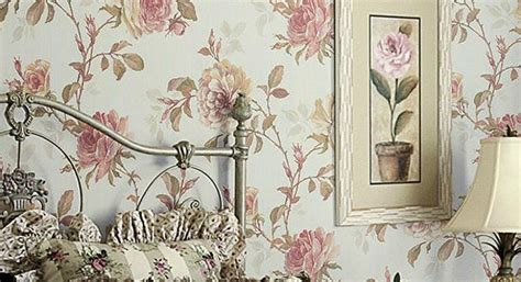 flower wallpaper decor modern wallpaper combinations for interior decorating with