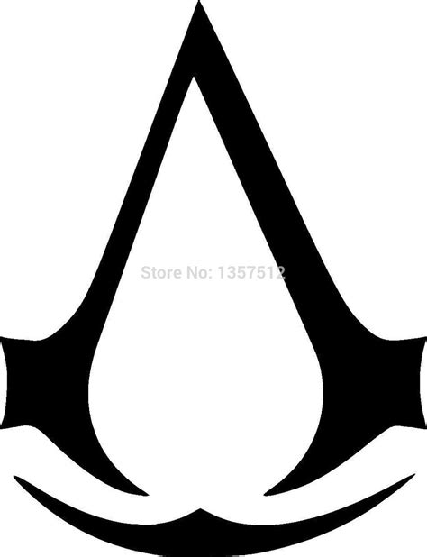 Topi Trucker Asassin Creed Logo 02 Merah get cheap assassins creed stickers aliexpress alibaba