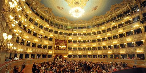 fenice opera house la fenice opera house in venice italy