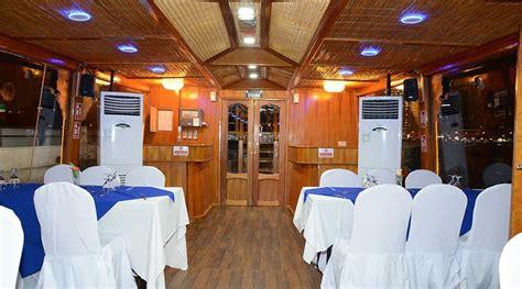 dinner on a boat abu dhabi dhow cruise dinner in abu dhabi abu dhabi tours
