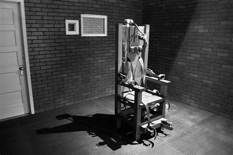 Do They Still Use The Electric Chair by He Loved Me Traces