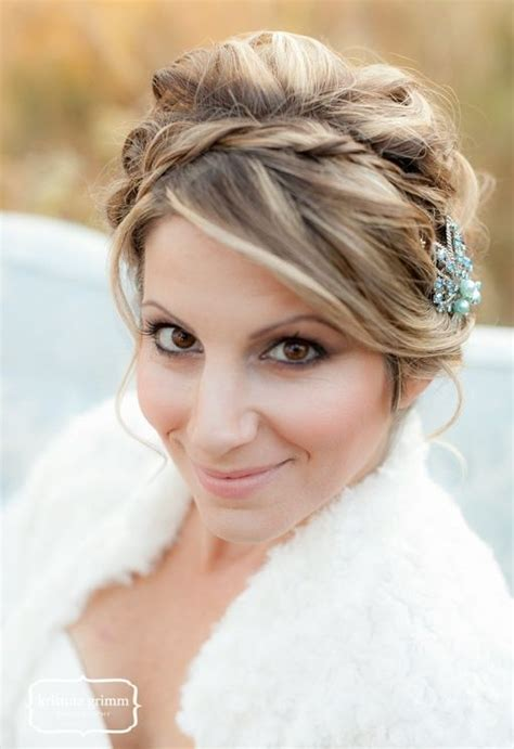 Wedding Hair Updo With Braids by 10 Braided Updo Hairstyles For 2014 Delicate Braided