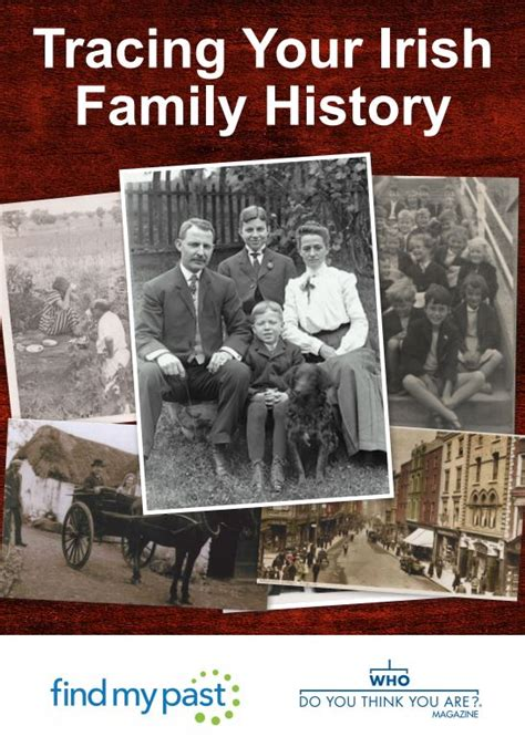 how to trace your family tree in ireland scotland and wales the complete practical handbook for all detectives of family history heritage and genealogy books 1 what s different about genealogy findmypast ie