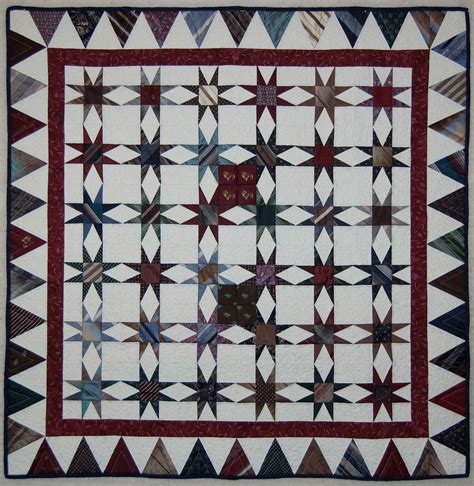 Necktie Quilt Pattern quilted with tlc quilt gallery necktie quilts