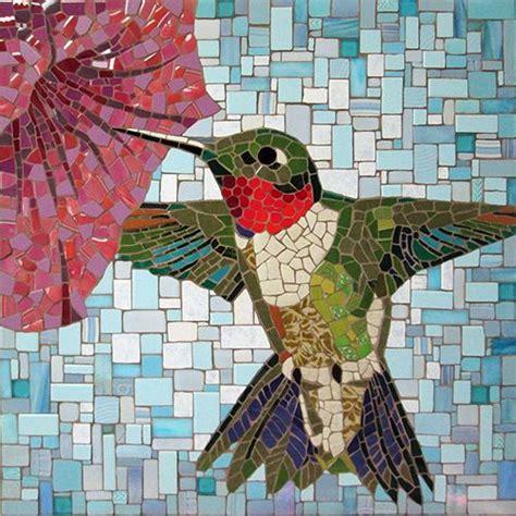 mosaic hummingbird pattern hummingbird mosaics pinterest hummingbird mosaics
