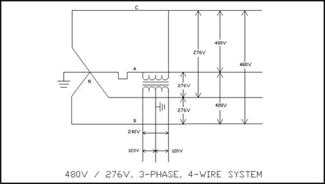 240v 3 phase 4 wire images electrical circuit
