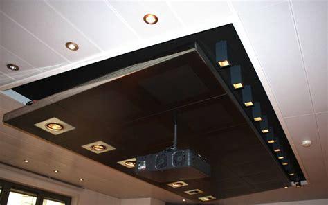 Faux Plafond Noir by Faux Plafond Dessine Par Michel Boyer Architecte