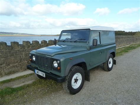 land rover 2007 sw07 fbe 2007 land rover defender 90 2 4 tdci top