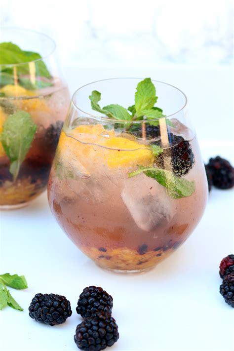 mango mojito recipe easy blackberry mango mojito recipe diary of a debutante