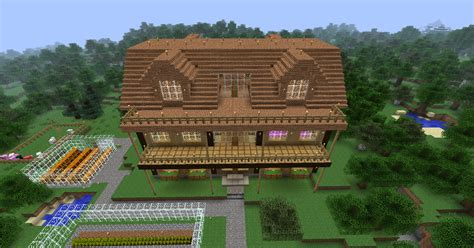Houses On Minecraft by Minecraft House 2 By Volcanosf On Deviantart